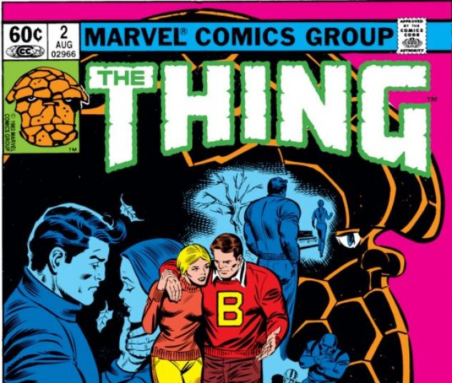 Thing, The #2