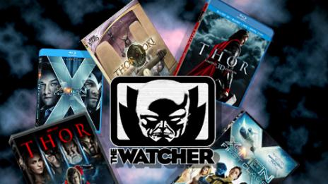The Watcher - Episode 39: Marvel DVD Spectacular
