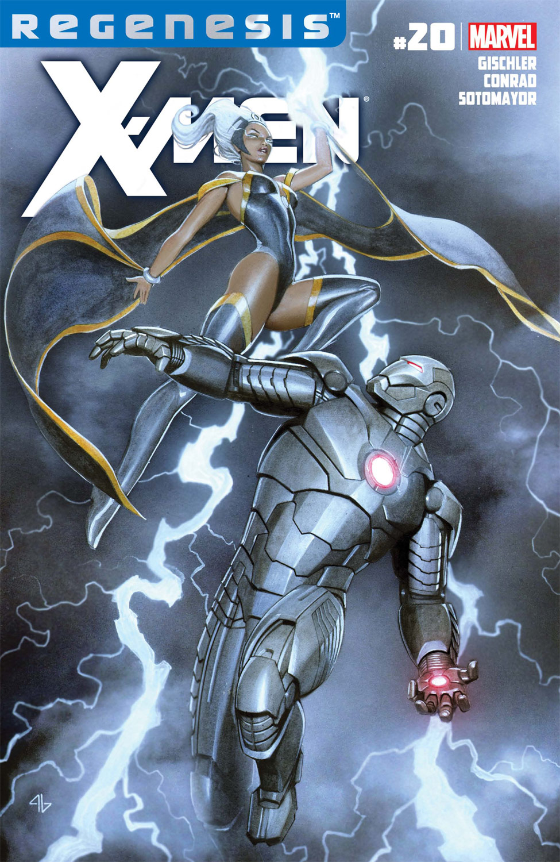 X-Men (2010) #20