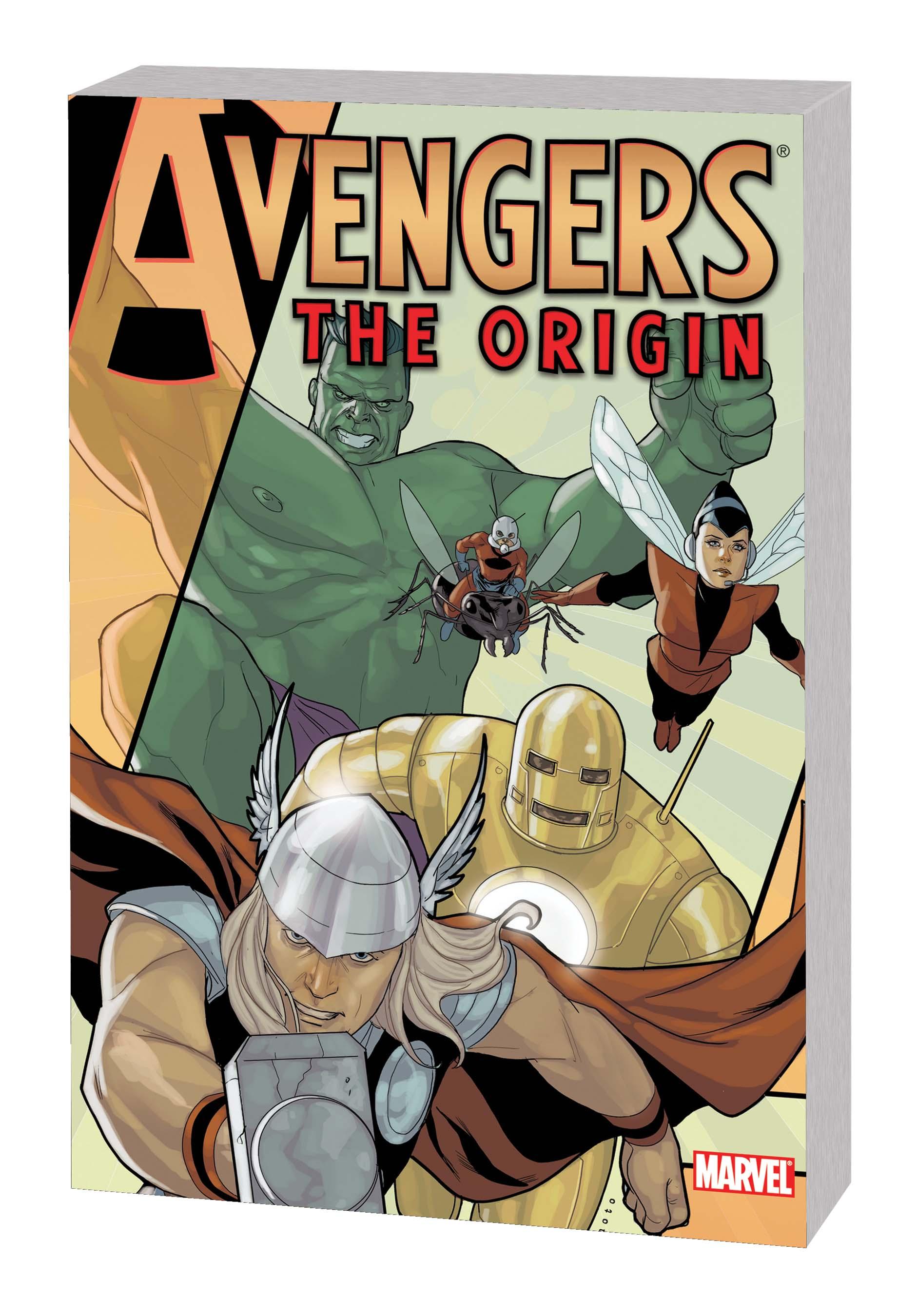 Avengers: The Origin (Trade Paperback)