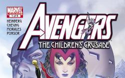 Avengers: The Childrens Crusade (2010) #1