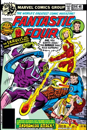 Fantastic Four #204