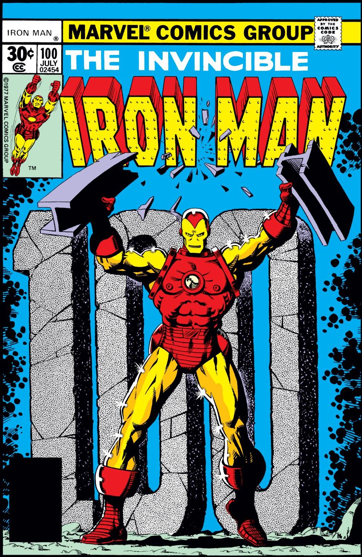 Iron Man (1968) #100