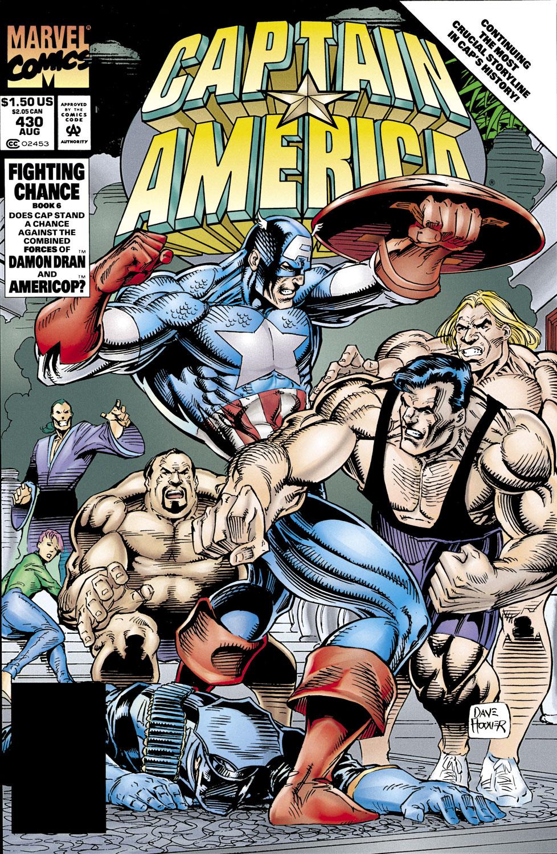 Captain America (1968) #430