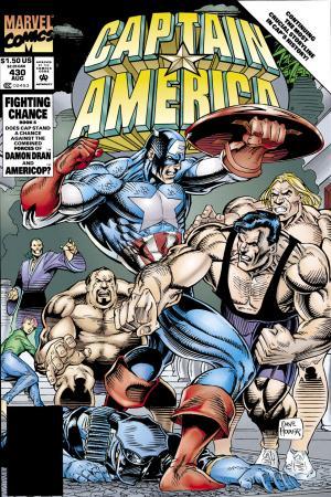 Captain America #430