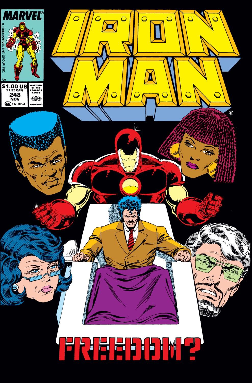 Iron Man (1968) #248