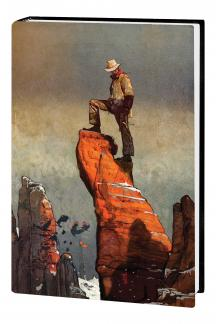 DARK TOWER: THE GUNSLINGER - THE MAN IN BLACK PREMIERE HC (Hardcover)