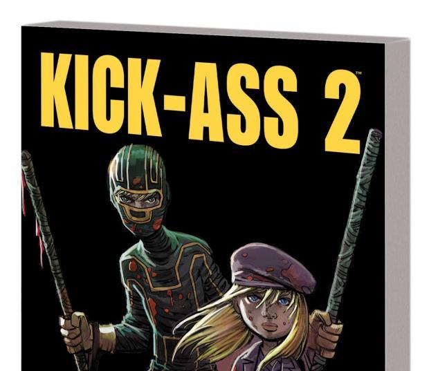 KICK-ASS 2 TPB