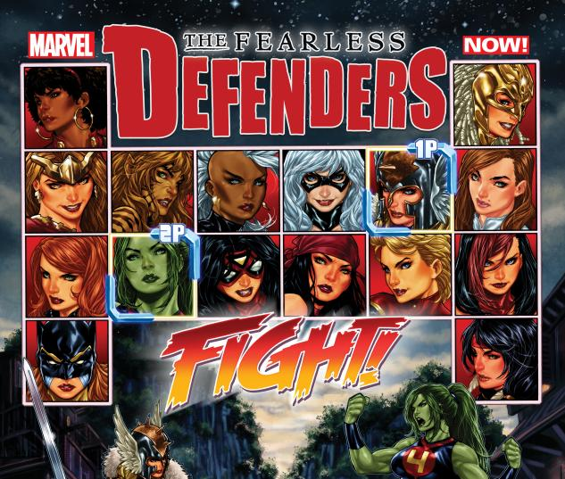 FEARLESS DEFENDERS 5 (NOW)