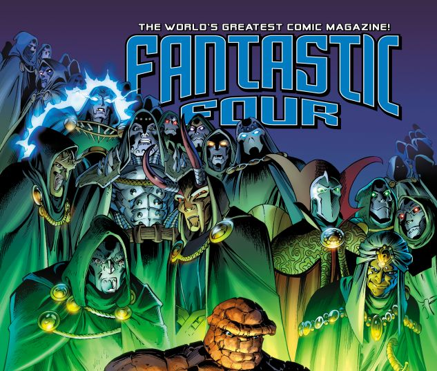 FANTASTIC FOUR 9 (NOW)