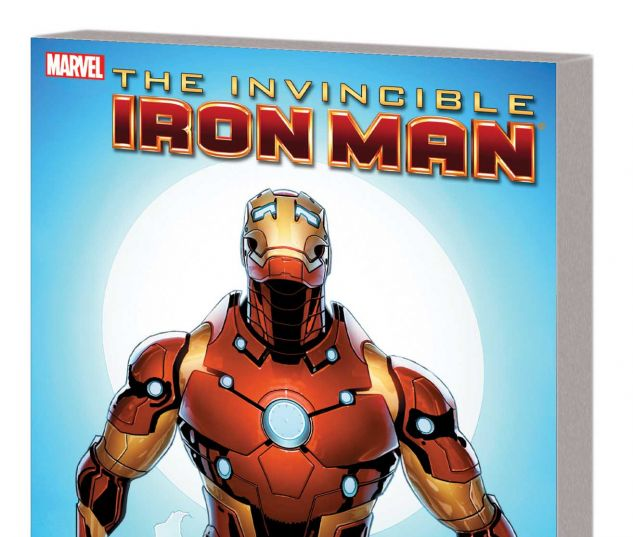INVINCIBLE IRON MAN VOL. 11: THE FUTURE TPB