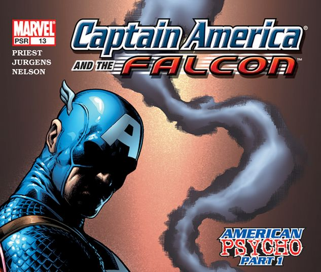 Captain America and the Falcon (2004) #13