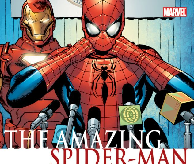 Civil War: Amazing Spider-Man (2007) TPB