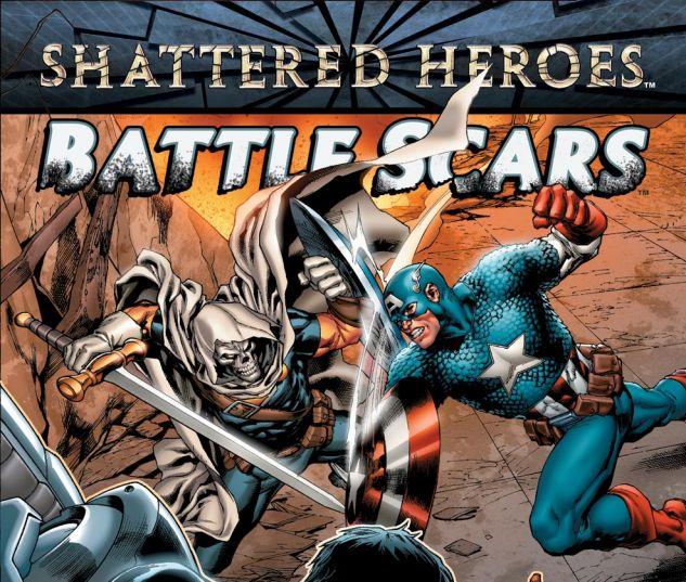 Battle Scars (2011) #2
