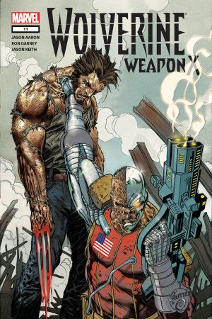 Wolverine Weapon X (2009) #11