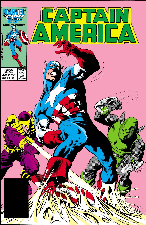 Captain America (1968) #324