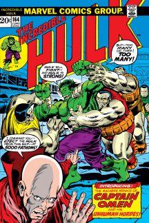 Incredible Hulk (1962) #164