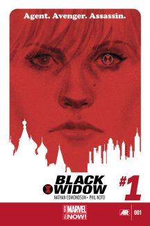 Black Widow (2014) #1