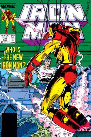 Iron Man #231