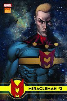 Miracleman (2014) #3 (Deodato Variant)