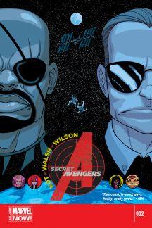 Secret Avengers (2014) #2