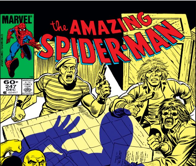 Amazing Spider-Man (1963) #247 Cover