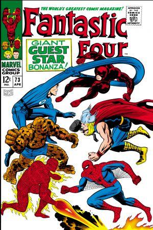 Fantastic Four (1961) #73