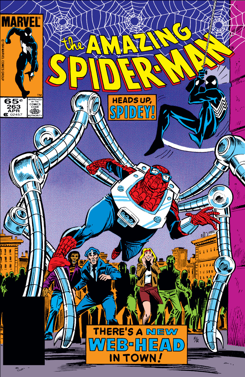 The Amazing Spider-Man (1963) #263