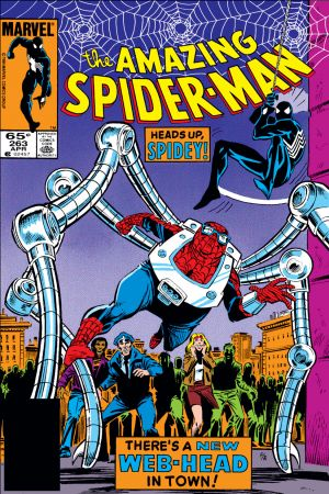 The Amazing Spider-Man #263