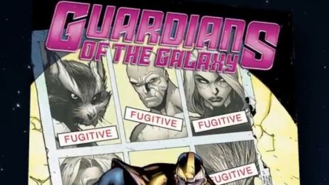 Marvel AR: GOTG Variant Cover Showcase