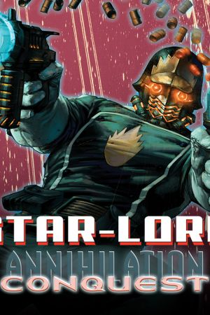 Star-Lord: Annihilation - Conquest (2014)