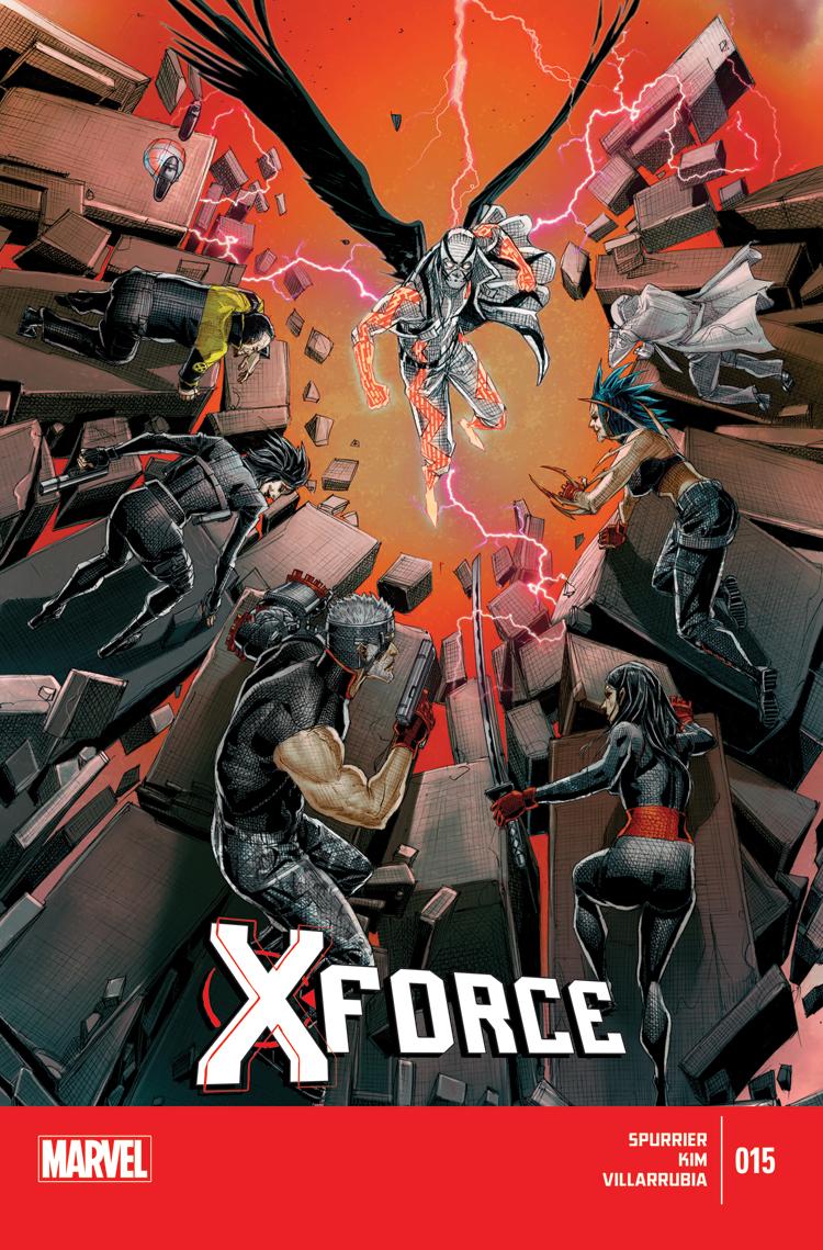 X-Force (2014) #15