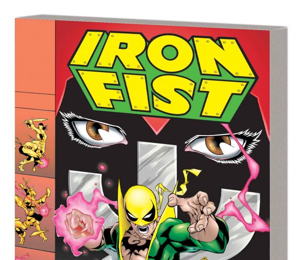 IRON FIST: THE RETURN OF K'UN LUN TPB