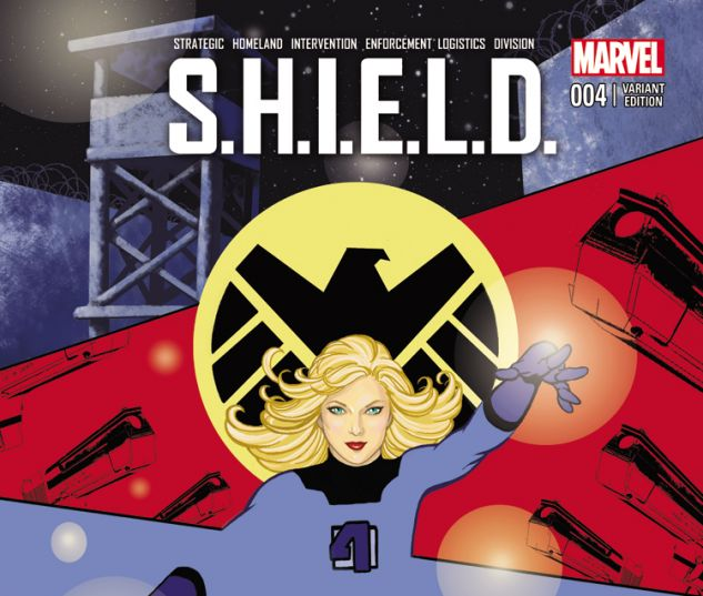 S.H.I.E.L.D. 4 DORAN WOM VARIANT (WITH DIGITAL CODE)