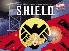 S.H.I.E.L.D. 4 DORAN WOM VARIANT (WITH DIGITAL CODE)