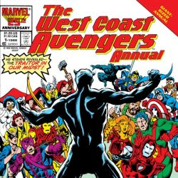 West Coast Avengers Annual