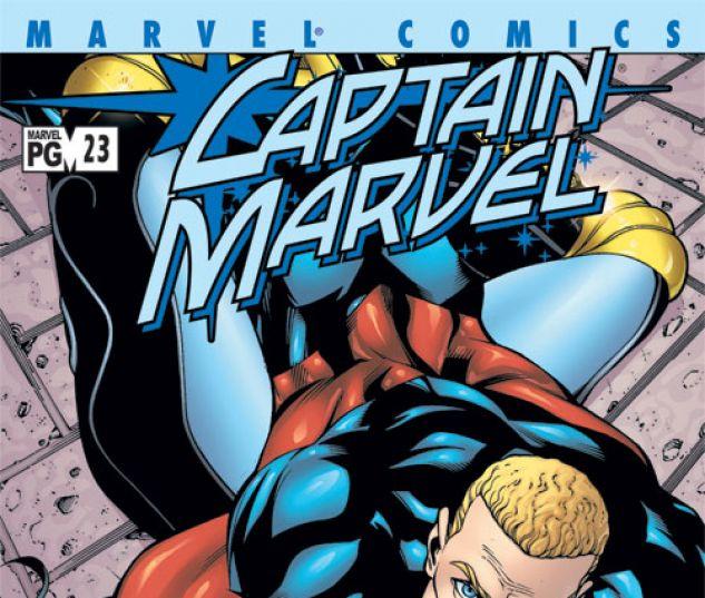 Captain Marvel (2000) #23