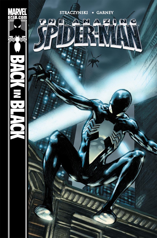 Amazing Spider-Man (1999) #541