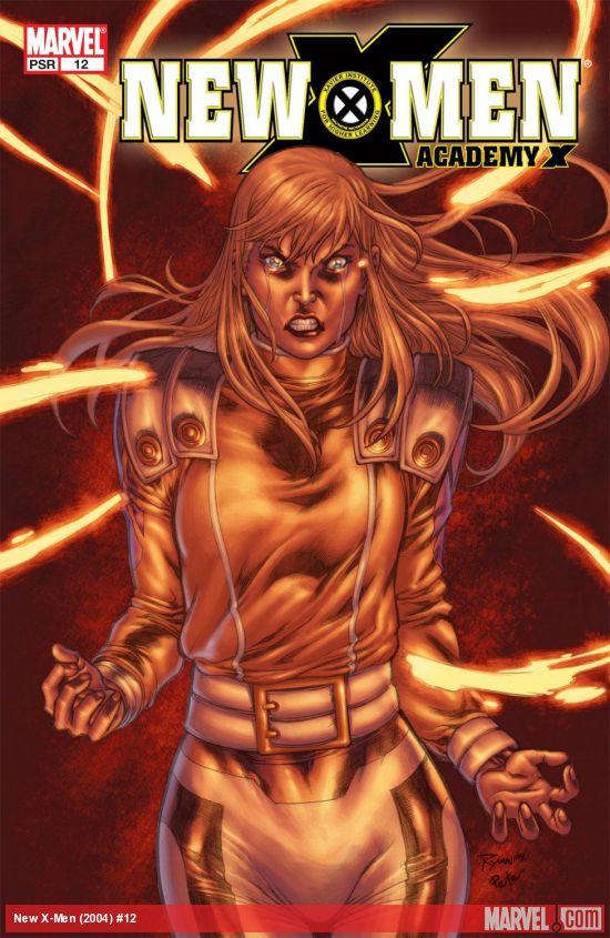 New X-Men (2004) #12