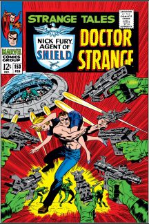 Strange Tales #153