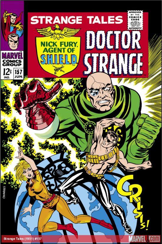 Strange Tales (1951) #157