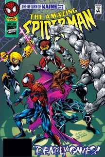 The Amazing Spider-Man #409