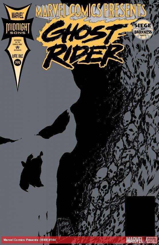 Marvel Comics Presents (1988) #144