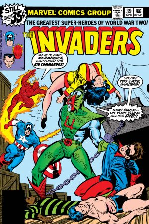 Invaders #39