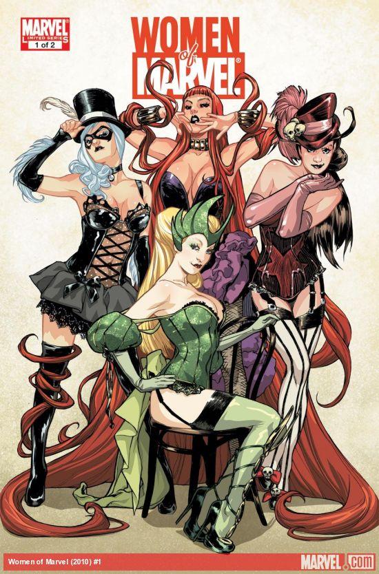 Women of Marvel (2010) #1