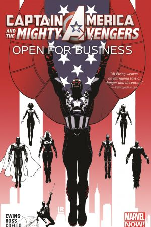 Captain America & the Mighty Avengers Vol. 1: Open For Business (Trade Paperback)