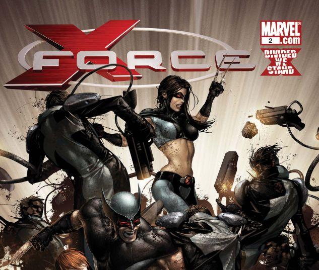 X-Force (2008) #2