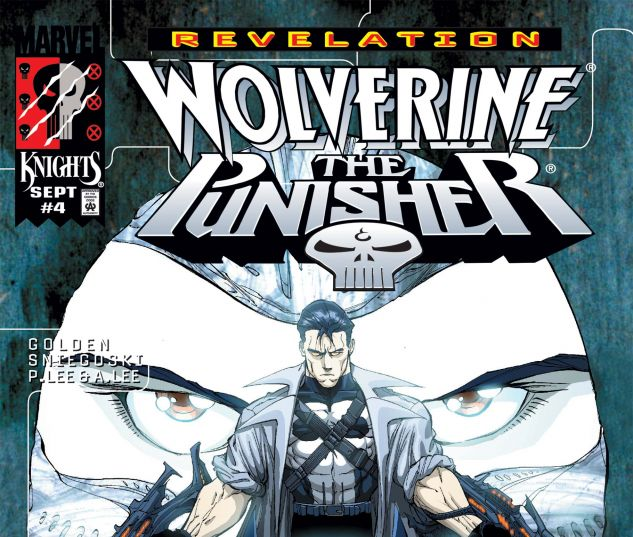 WOLVERINE/PUNISHER: REVELATION