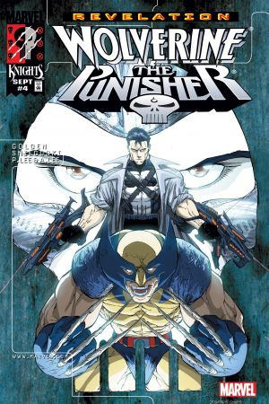 Wolverine/Punisher: Revelation (1999) #4