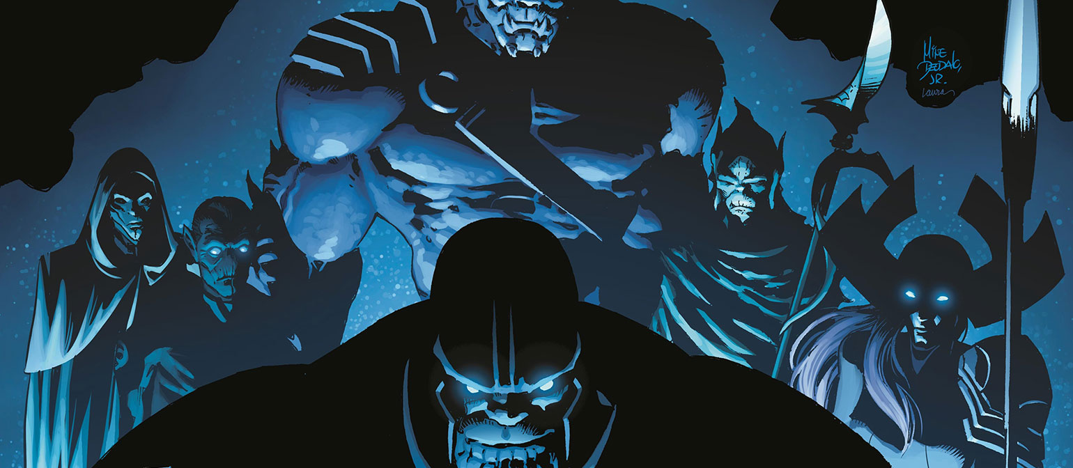 Black Order | Character Close Up | Marvel Comic Reading Lists